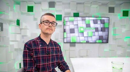 15min studijoje – operatorius Saulius Lukoševičius
