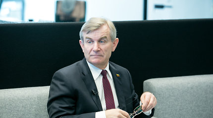 V.Pranckietis žada, kad Seimas rudenį svarstys asmenvardžių rašymo klausimą