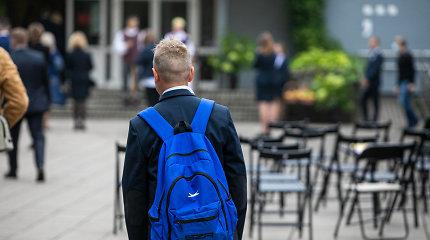 COVID-19 koreguoja mokyklų darbą: pamokos – nuotolinės, taisyklėse – draudimai tėvams
