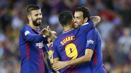 """""""Barcelona"""" svečiams iš """"Chapecoense"""" svetinga nebuvo"""