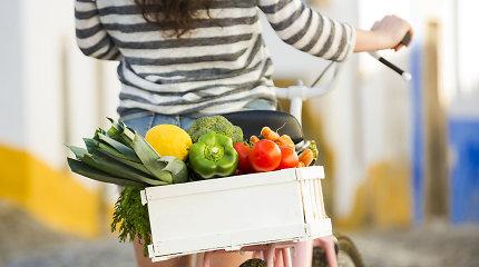 V.Kurpienė: daržovių privalumai – neišmatuojami. Auksinės lėkštės taisyklės