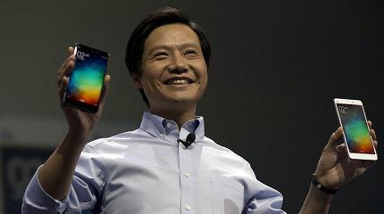 """""""Xiaomi"""" įkūrėjas lažybose su stambios kinų įmonės vadovu pralaimėjo 1 mlrd. juanių"""