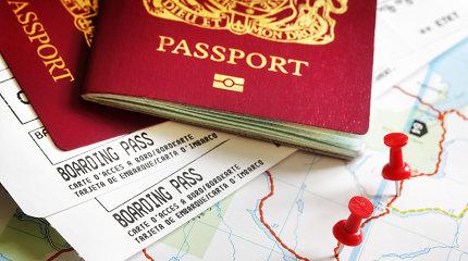 Paskelbtas pasų reitingas: Lietuva prarado vieną vietą, bet lieka tarp galingiausių