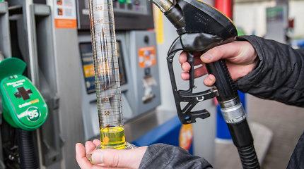 Užsikimšę degalų filtrai: ar dėl to kalti biopriedai?