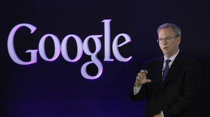 """""""Google"""" paieškoje bus sunkiau pamatyti """"Russia Today"""" ir """"Sputnik"""" nuorodas"""
