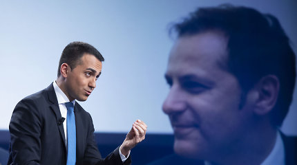 Italijos premjeras atleido korupcija įtariamą viceministrą