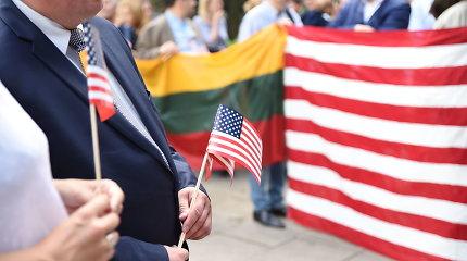 Vilniuje vyks padėkos renginys JAV už Baltijos šalių okupacijos nepripažinimą
