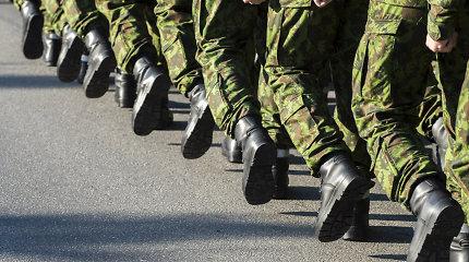 Į pratybas vykti nenorėjęs karys apsimetė sergąs ir užsidirbo teistumą