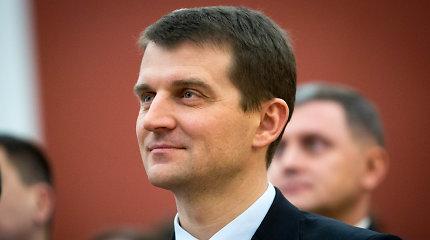 Kalėjimų departamentui vadovauti nepaskirtas A.Norkevičius darbuojasi Vyriausybėje