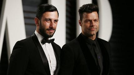 Ricky Martinas ir Jwanas Yosefas
