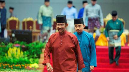 Brunėjus nepripažįsta, kad sultonate diskriminuojami gėjai