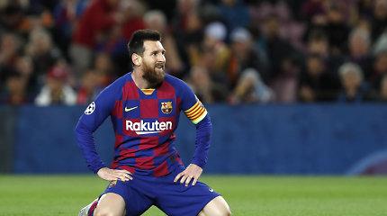 Brangiausi pasaulio futbolininkai: L.Messi – aštuntas, C.Ronaldo – tik 49-as