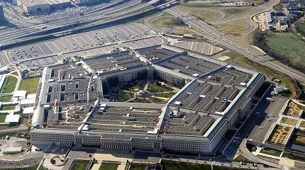 Pentagonas: JAV hipergarsinės raketos bandymas Aliaskoje buvo nesėkmingas