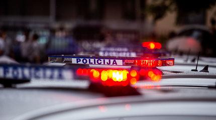 Vilniuje sulaikytas žaisliniu ginklu grasinęs ir vaistinę apiplėšęs vyras