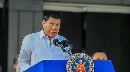 Filipinų žmogaus teisių tarnyba tiria mirtinus reidus prieš komunistų kovotojus