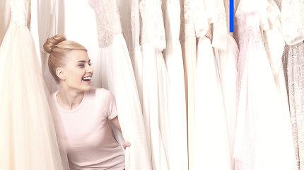2021-ųjų vestuvinių suknelių tendencijos: ryškios, bohemiškos, drąsios
