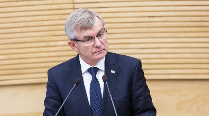 V.Pranckietis: mažinti PVM tarifą nesvarstoma