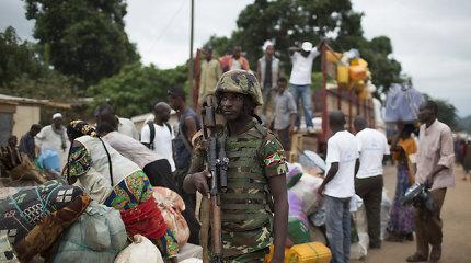 Čade per etninio smurto proveržį žuvo 19 žmonių