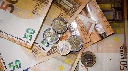 Pinigų plovimo prevencijos centro steigimui valstybė skirs 30 tūkst. eurų