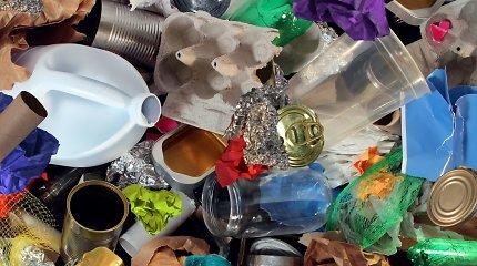 Atliekas rūšiuojame vis geriau, tačiau jų vis daugėja