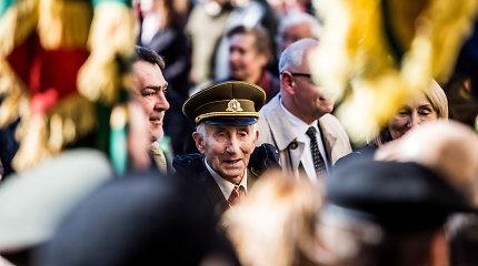 J.Jakavonis-Tigras: stribai persirengę partizanais eidavo pas žmones ir plėšdavo