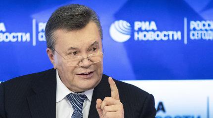 Žiniasklaida: už Vilniaus verslo centrų statybų stovi V.Janukovyčiaus aplinka