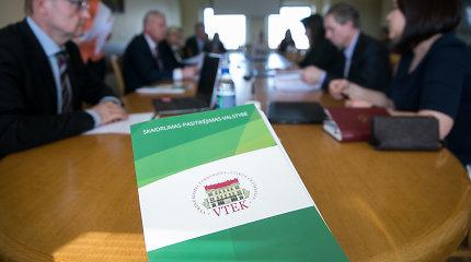 Nauja interesų deklaravimo tvarka: aiškumo pasigedo ir prezidentūra, ir STT