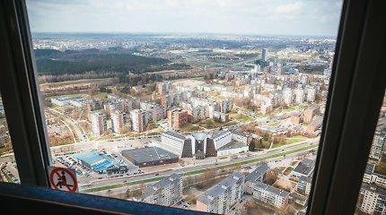 CVbankas.lt: darbas, kuriame atsiveria visa Vilniaus panorama, vilioja išmėginti savo jėgas