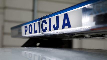 Kauno policija sulaikė iš senutės piniginę pavogusį vyrą