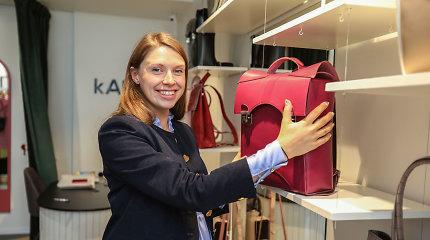 Rankinės Ingridai atvėrė duris į Japoniją: vienoje rankinėje gali tilpti visas gyvenimas