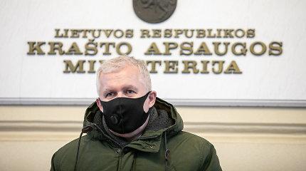 Nacionalinės saugumo strategijos atnaujinimui vadovaus krašto apsaugos ministras A.Anušauskas