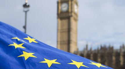 Smarkiai sumažėjo iš Rytų Europos į Jungtinę Karalystę atvykstančių žmonių skaičius