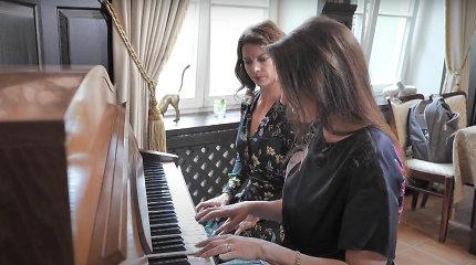 Pianistė Guoda Gedvilaitė išvyko iš Lietuvos, kad užkariautų pasaulį: meilę ir šlovę atrado Vokietijoje
