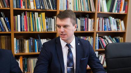 Ž.Šilėnas: valstybė neturėtų užsiimti prekyba grūdais ir trąšomis