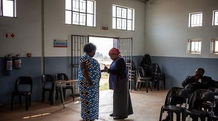 Svazilande vyksta rinkimai, bet absoliučią valdžią vis tiek turi karalius