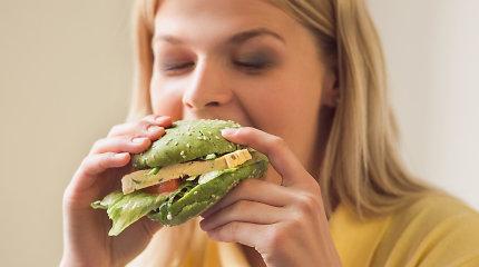 Kokie produktai sukelia alkio jausmą? Dietistė V.Kurpienė pataria, kaip pažaboti apetitą ir keisti mitybos įpročius be kančios