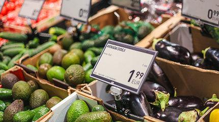 """""""Iki"""" pristatė pirmąją parduotuvę, kurioje visos kainų etiketės – skaitmenizuotos"""