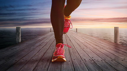 5 profesionalios bėgikės patarimai siekiantiems įveikti maratoną