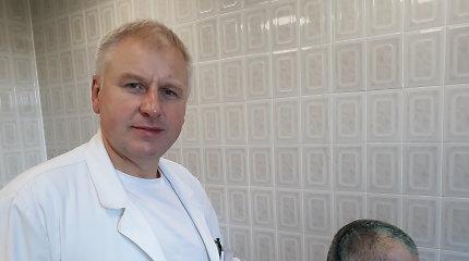 Plėšikai Aleksandrui sužalojo kaukolę: neurochirurgai implantą pagamino 3D spausdintuvu