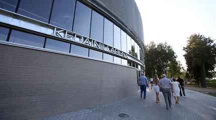 Kėdainių sporto centras pagaliau turi direktorių