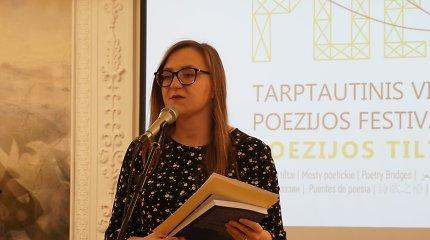 Virtualus poezijos festivalis sujungė poetus penkiuose žemynuose