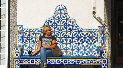 """Knygą apie Portugaliją parašiusi A.Masionytė: """"Keliautojams linkiu likti nustebintiems"""""""