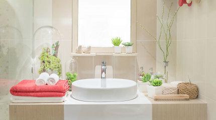 Kaip išsirinkti vonios rankšluosčius ir kaip dažnai juos skalbti? Specialistės patarimai