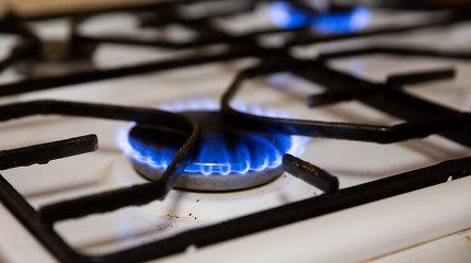 Dujų kainas kovą smukdė pandemija ir naftos kainų karas
