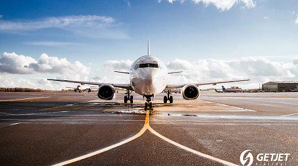 """""""GetJet Airlines"""" pradėjo vykdyti skrydžius Kanadoje"""