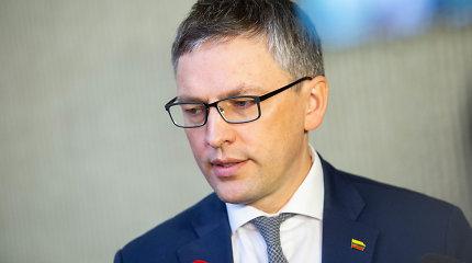 Seimas blokavo Vytauto Bako pataisų dėl žiniasklaidos verslo pateikimą