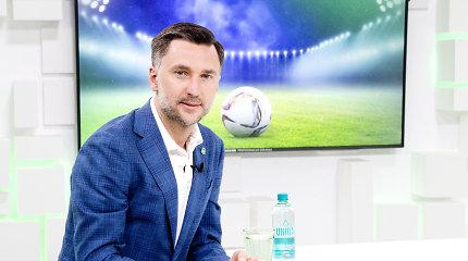 Oficialu: D.Šemberas vadovaus Vilniaus futbolui, gaus vietą LFF Vykdomajame komitete