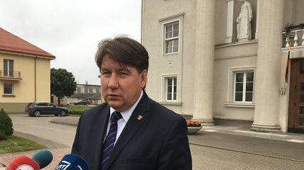 G.Nausėdos sulaukęs Akmenės meras apie COVID-19 atneštus nuostolius: mes beveik nepajutome