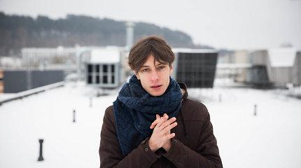 """""""Pelėdų kalno"""" aktorius Arnas Danusas: """"Filme kovojame už tai, kuo tikime – už Lietuvos laisvę"""""""