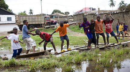 JAV labdaros organizacijos įkurtą mokyklą Liberijoje sukrėtė skandalas